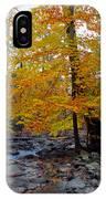 Big Hunting Creek Down Stream From Cunningham Falls IPhone Case