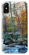Big Hunting Creek Upstream From Cunningham Falls IPhone Case