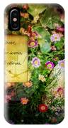 Bloom Home IPhone Case