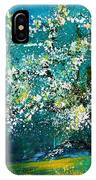 Blooming Appletree IPhone Case