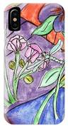 Bold Flowers IPhone Case