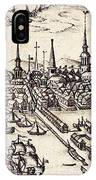 Boston, 1743 IPhone Case