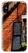 Boston House Fragment IPhone Case