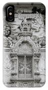 Buddhist Temple Wat Luang In Chiang Khong In Thailand IPhone Case