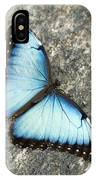 Butterfly, Niagara Botanical Gardens IPhone Case