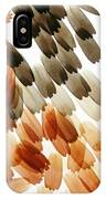 Butterfly Scales, Light Micrograph IPhone Case