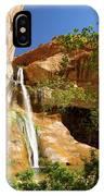 Calf Creek Falls Canyon IPhone Case