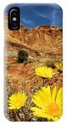 Capitol Flower Garden IPhone Case