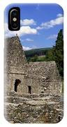 Chapel Of Saint Kevin At Glendalough IPhone Case