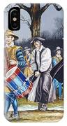 Charles I's Last Walk IPhone Case