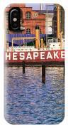Chesapeake IPhone Case