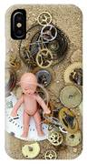 Child In Time IPhone Case