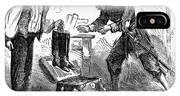 Civil War Cartoon IPhone Case