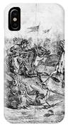 Civil War: Cavalry Charge IPhone Case