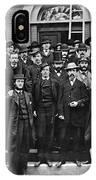 Civil War: War Department IPhone Case