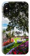 Clacton Pleasure Garden IPhone Case
