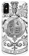 Coat Of Arms: Great Britain IPhone Case