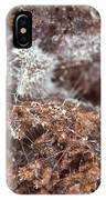 Coffee Grounds 2 IPhone Case