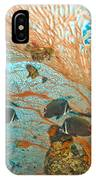Collare Butterflyfish IPhone Case
