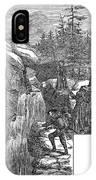 Colorado: Pikes Peak, 1867 IPhone Case