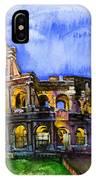 Colosseum IPhone Case
