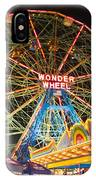 Coney Island IPhone Case