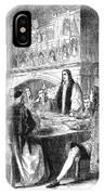 Congress Of Utrecht, 1713 IPhone Case