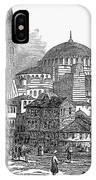 Constantinople: St. Sophia IPhone Case