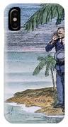 Coolidge: Nicaragua, 1928 IPhone Case