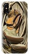 Cowboy Essentials IPhone Case