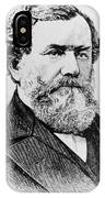 Cyrus Mccormick, American Inventor IPhone Case
