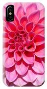 Dahlia Named Lucky Number IPhone Case