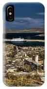 Delos Island IPhone Case