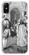 Denis Diderot (1713-1784) IPhone Case