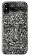 Dick Van Dyke Mosaic IPhone Case