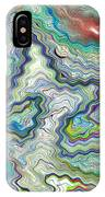 Digital Abstract IPhone Case