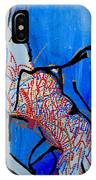 Dinka Corset - Manlual - South Sudan IPhone Case