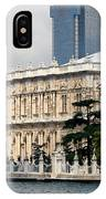 Dolmabahce Palace In Istanbul IPhone Case