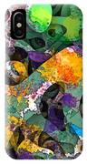 Dont Fall On The Road 3d Abstract I IPhone Case