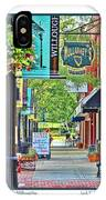 Downtown Willoughby IPhone Case