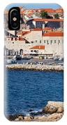 Dubrovnik Old City Architecture IPhone Case