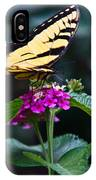 Eastern Tiger Swallowtail 3 IPhone Case