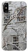 Exterior Views Of Paul Reveres House IPhone Case