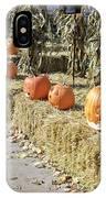 Fall  Halloween On Tillson Street IPhone Case