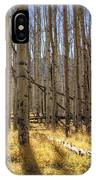 Fall On The Mountain  IPhone Case