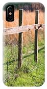Fence Perspective IPhone Case