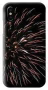 Fireworks Fun 3 IPhone Case
