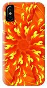 Floral Sunrise IPhone Case