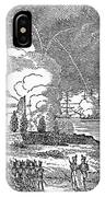 Fort Mchenry, 1814 IPhone Case
