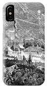 Fourth Of July, 1876 IPhone Case